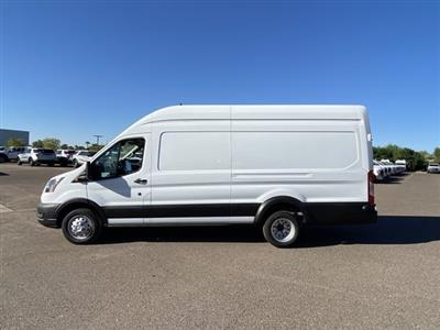 2020 Ford Transit 350 HD High Roof DRW RWD, Empty Cargo Van #LKB21206 - photo 5