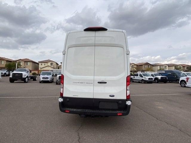 2020 Ford Transit 350 HD High Roof DRW 4x2, Empty Cargo Van #LKB24207 - photo 9