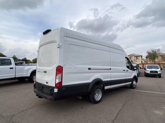 2020 Ford Transit 350 HD High Roof DRW 4x2, Empty Cargo Van #LKB24207 - photo 8
