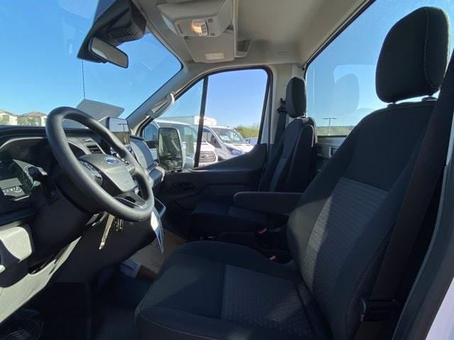 2020 Ford Transit 350 HD DRW 4x2, Cab Chassis #LKB31032 - photo 14