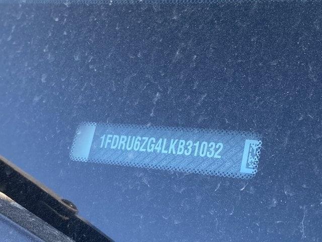 2020 Ford Transit 350 HD DRW 4x2, Cab Chassis #LKB31032 - photo 21