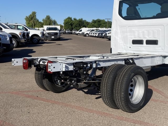 2020 Ford Transit 350 HD DRW 4x2, Cab Chassis #LKB31032 - photo 8