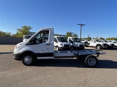 2020 Ford Transit 350 HD DRW 4x2, Cab Chassis #LKB31032 - photo 5