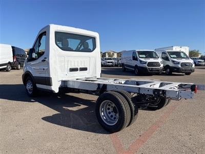 2020 Ford Transit 350 HD DRW 4x2, Cab Chassis #LKB31032 - photo 7