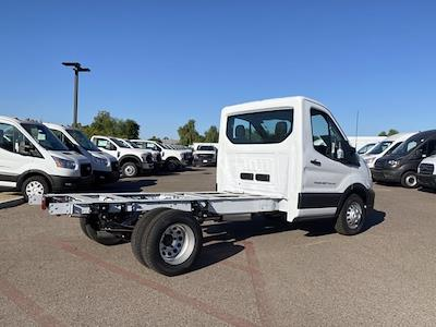 2020 Ford Transit 350 HD DRW 4x2, Cab Chassis #LKB31032 - photo 2