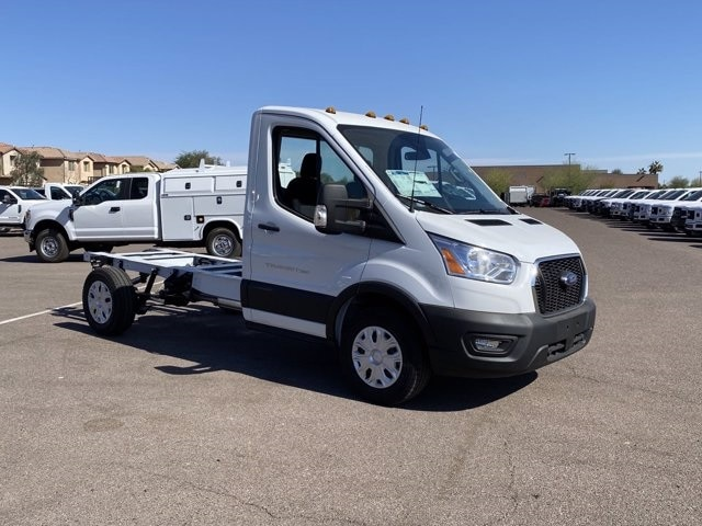 2020 Ford Transit 350 4x2, Cab Chassis #LKB31035 - photo 1