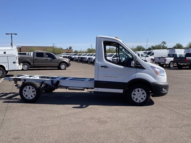 2020 Ford Transit 350 4x2, Cab Chassis #LKB31035 - photo 4