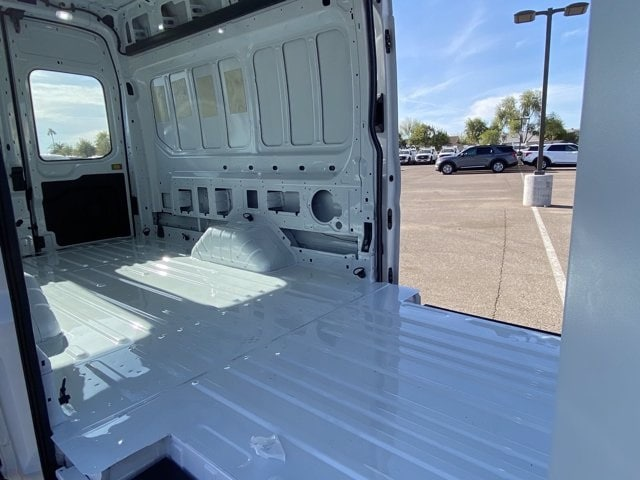 2020 Ford Transit 350 HD High Roof DRW 4x2, Empty Cargo Van #LKB39319 - photo 2