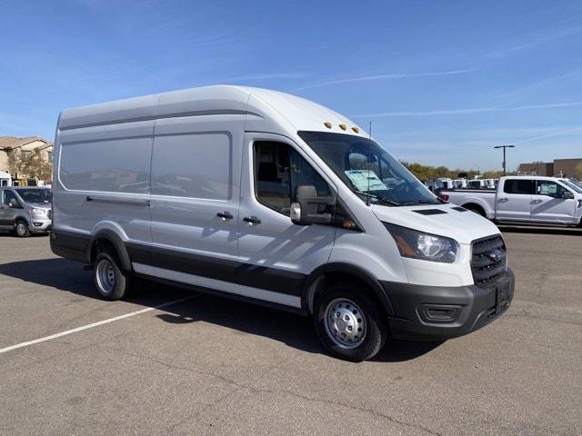 2020 Ford Transit 350 HD High Roof DRW 4x2, Empty Cargo Van #LKB39320 - photo 1