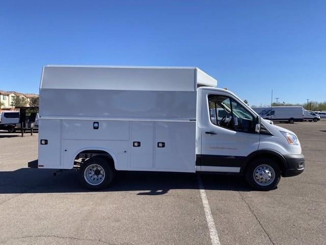 2020 Ford Transit 350 HD DRW 4x2, Knapheide KUV Service Utility Van #LKB50672 - photo 4
