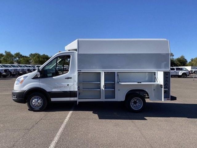 2020 Ford Transit 350 HD DRW 4x2, Knapheide KUV Service Utility Van #LKB50672 - photo 5