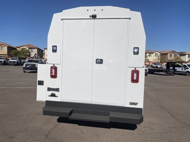 2020 Ford Transit 350 HD DRW 4x2, Knapheide KUV Service Utility Van #LKB50675 - photo 8