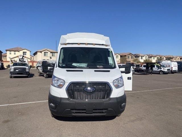 2020 Ford Transit 350 HD DRW 4x2, Knapheide KUV Service Utility Van #LKB50675 - photo 3