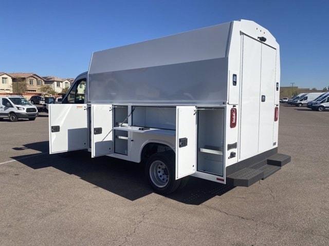 2020 Ford Transit 350 HD DRW 4x2, Knapheide KUV Service Utility Van #LKB50675 - photo 7