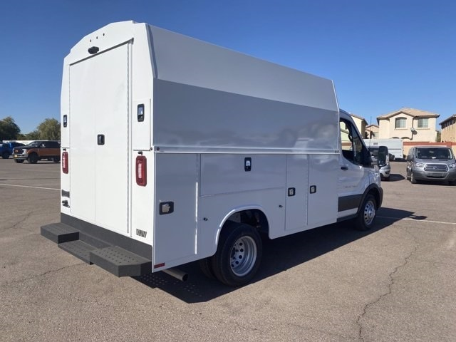 2020 Ford Transit 350 HD DRW 4x2, Knapheide KUV Service Utility Van #LKB50675 - photo 2