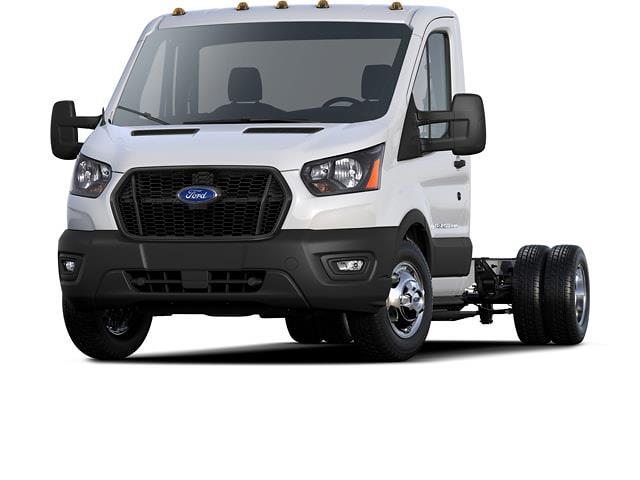 2020 Ford Transit 350 4x2, Cutaway #LKB62087 - photo 1