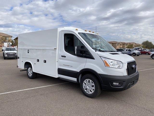 2020 Ford Transit 350 4x2, Knapheide Service Utility Van #LKB65112 - photo 1