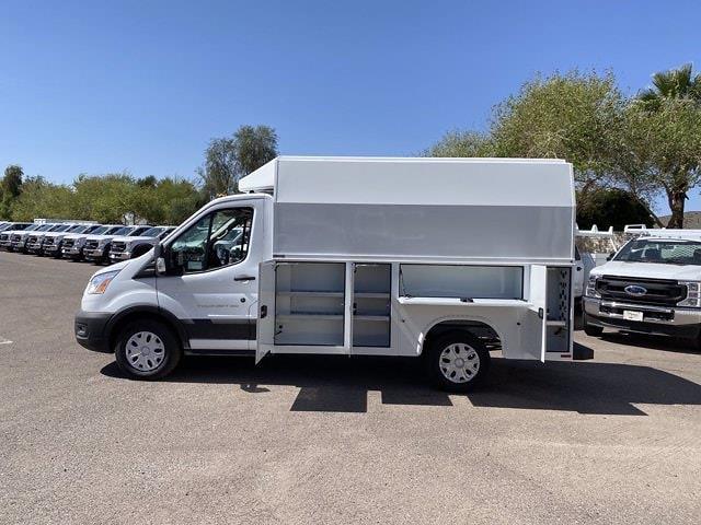 2020 Ford Transit 350 4x2, Knapheide KUV Service Utility Van #LKB65116 - photo 5