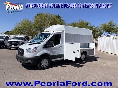 2020 Ford Transit 350 4x2, Knapheide KUV Service Utility Van #LKB65116 - photo 20