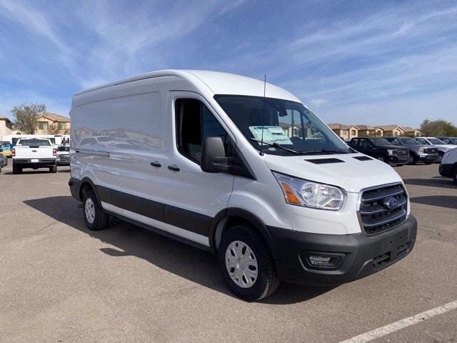 2020 Ford Transit 250 Med Roof 4x2, Empty Cargo Van #LKB68248 - photo 1