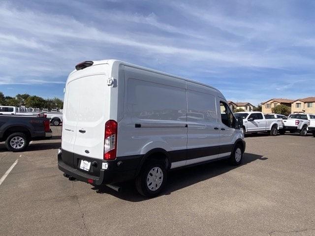 2020 Ford Transit 250 Med Roof 4x2, Empty Cargo Van #LKB68248 - photo 2