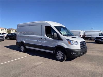 2020 Ford Transit 250 Med Roof 4x2, Empty Cargo Van #LKB68264 - photo 1