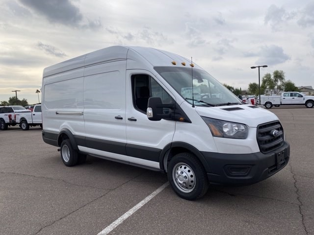 2020 Ford Transit 350 HD High Roof DRW 4x2, Empty Cargo Van #LKB68270 - photo 1