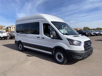 2020 Ford Transit 350 High Roof 4x2, Passenger Wagon #LKB77992 - photo 1