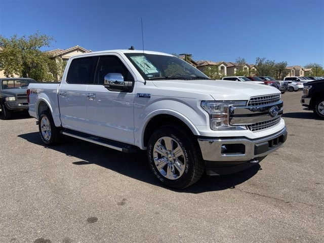 2020 Ford F-150 SuperCrew Cab 4x4, Pickup #LKD10259 - photo 1