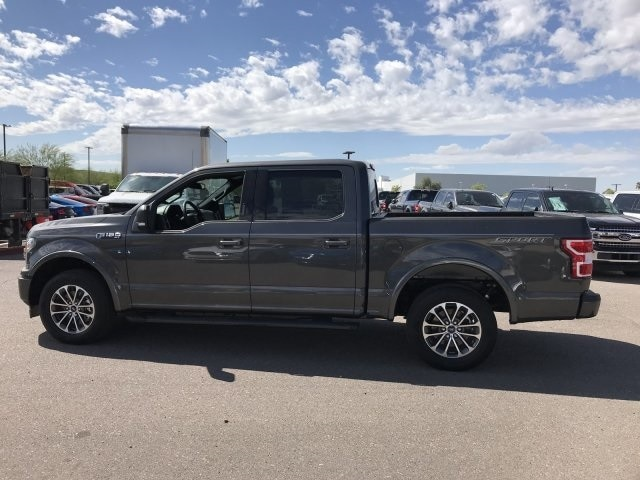 2020 F-150 SuperCrew Cab 4x2, Pickup #LKD10585 - photo 3