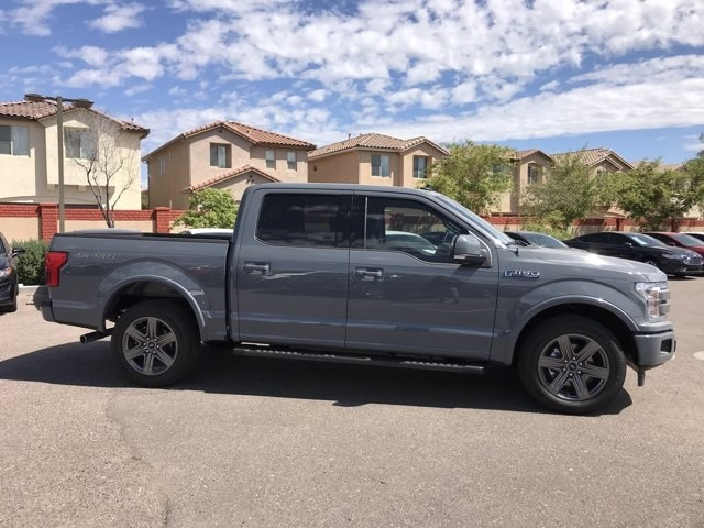 2020 Ford F-150 SuperCrew Cab 4x2, Pickup #LKD19087 - photo 3