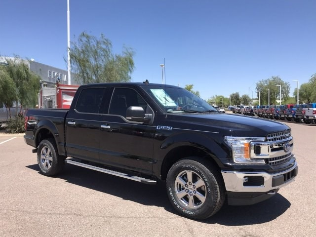 2020 F-150 SuperCrew Cab 4x4, Pickup #LKD19098 - photo 1