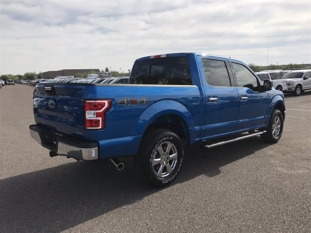 2020 Ford F-150 SuperCrew Cab 4x4, Pickup #LKD19099 - photo 2