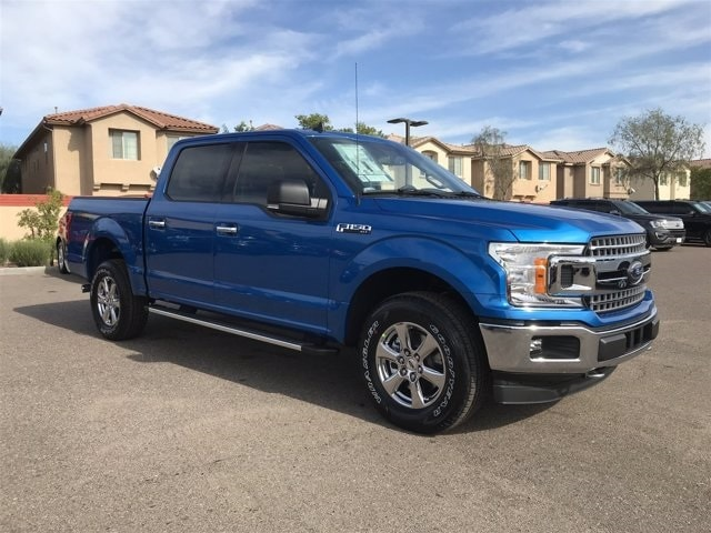 2020 Ford F-150 SuperCrew Cab 4x4, Pickup #LKD19099 - photo 1