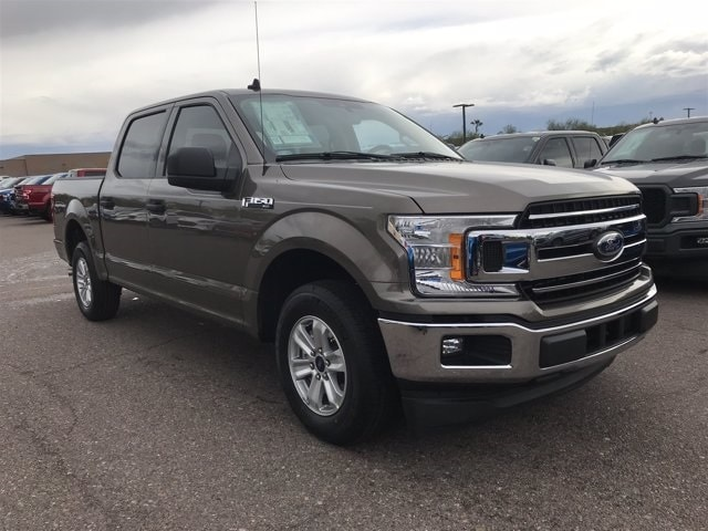 2020 Ford F-150 SuperCrew Cab 4x2, Pickup #LKD24873 - photo 1
