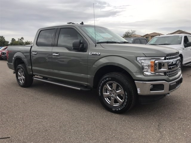 2020 Ford F-150 SuperCrew Cab 4x4, Pickup #LKD24883 - photo 1