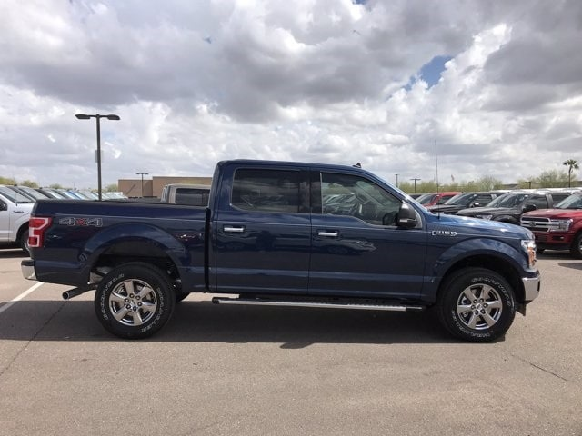 2020 Ford F-150 SuperCrew Cab 4x4, Pickup #LKD40117 - photo 3