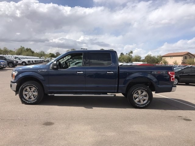 2020 Ford F-150 SuperCrew Cab 4x4, Pickup #LKD40117 - photo 4