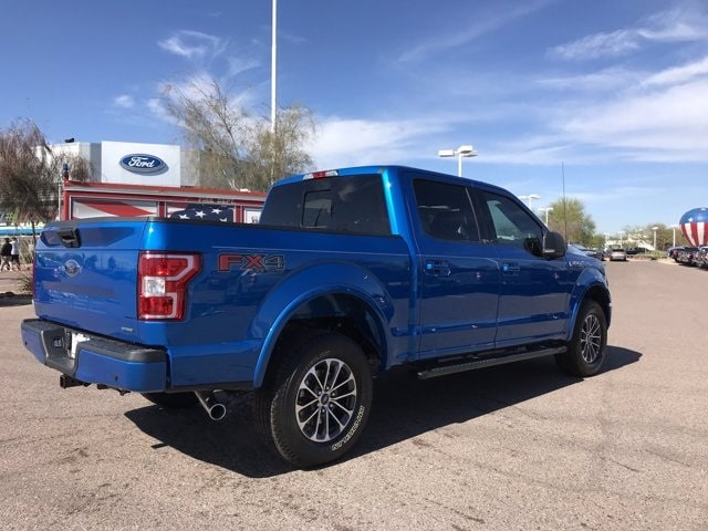 2020 Ford F-150 SuperCrew Cab 4x4, Pickup #LKD40119 - photo 2