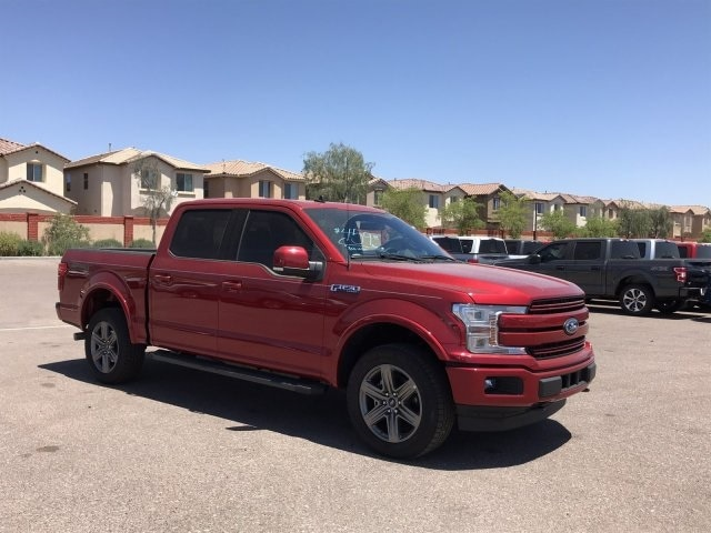 2020 F-150 SuperCrew Cab 4x4, Pickup #LKD61272 - photo 1