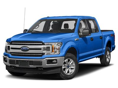 2020 F-150 SuperCrew Cab 4x2, Pickup #LKD66984 - photo 1