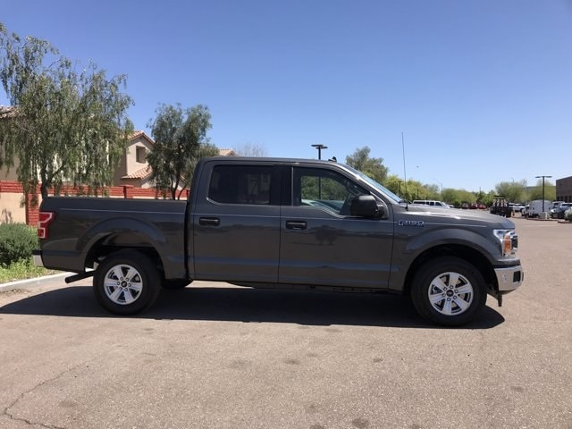 2020 Ford F-150 SuperCrew Cab 4x2, Pickup #LKD97485 - photo 3
