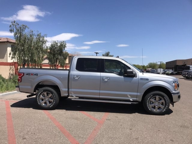 2020 Ford F-150 SuperCrew Cab 4x4, Pickup #LKE06486 - photo 3