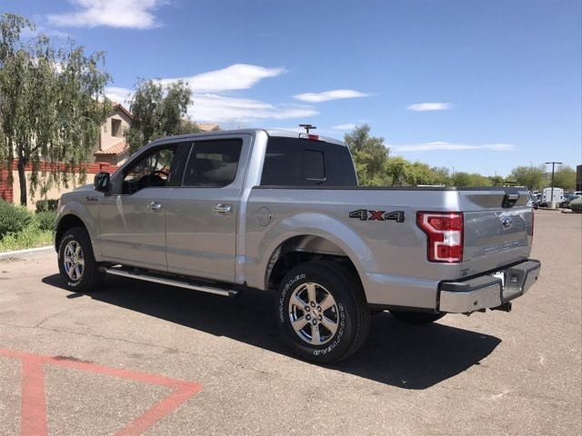 2020 Ford F-150 SuperCrew Cab 4x4, Pickup #LKE06486 - photo 5