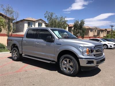 2020 Ford F-150 SuperCrew Cab 4x4, Pickup #LKE06486 - photo 1