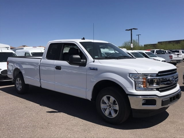 2020 Ford F-150 Super Cab 4x2, Pickup #LKE11526 - photo 1
