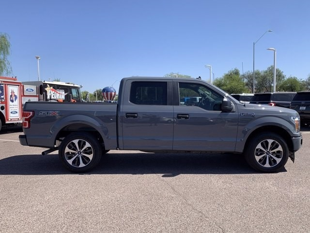 2020 Ford F-150 SuperCrew Cab 4x2, Pickup #LKE25321 - photo 3