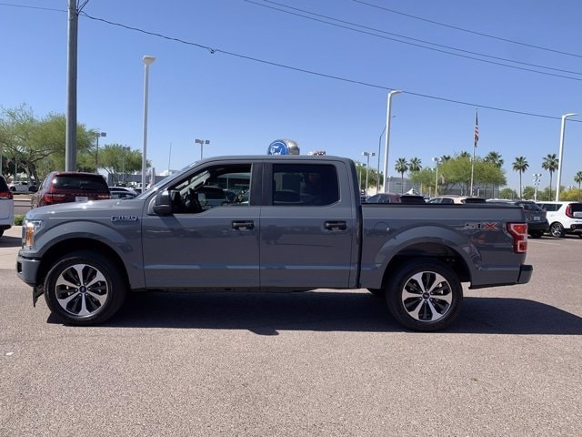 2020 Ford F-150 SuperCrew Cab 4x2, Pickup #LKE25321 - photo 4