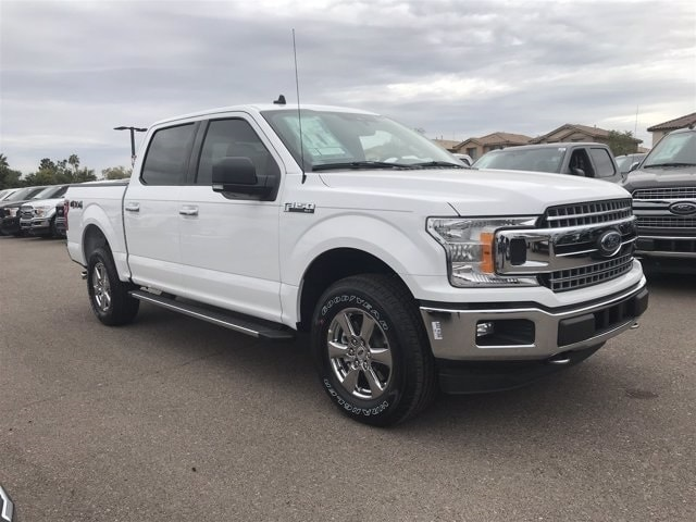 2020 Ford F-150 SuperCrew Cab 4x4, Pickup #LKE25336 - photo 1