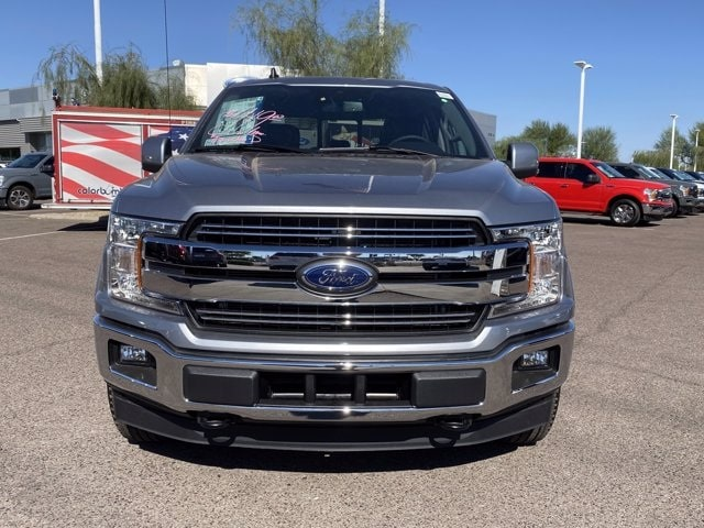 2020 Ford F-150 SuperCrew Cab 4x4, Pickup #LKF10219 - photo 3